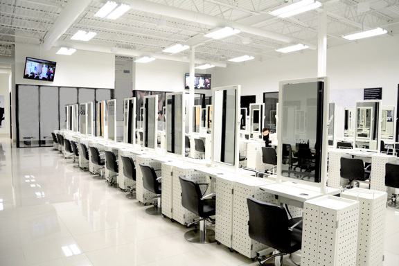 The Beauty Institute | Schwarzkopf Professional - Sleek Facilities for Beauty & Cosmetology training